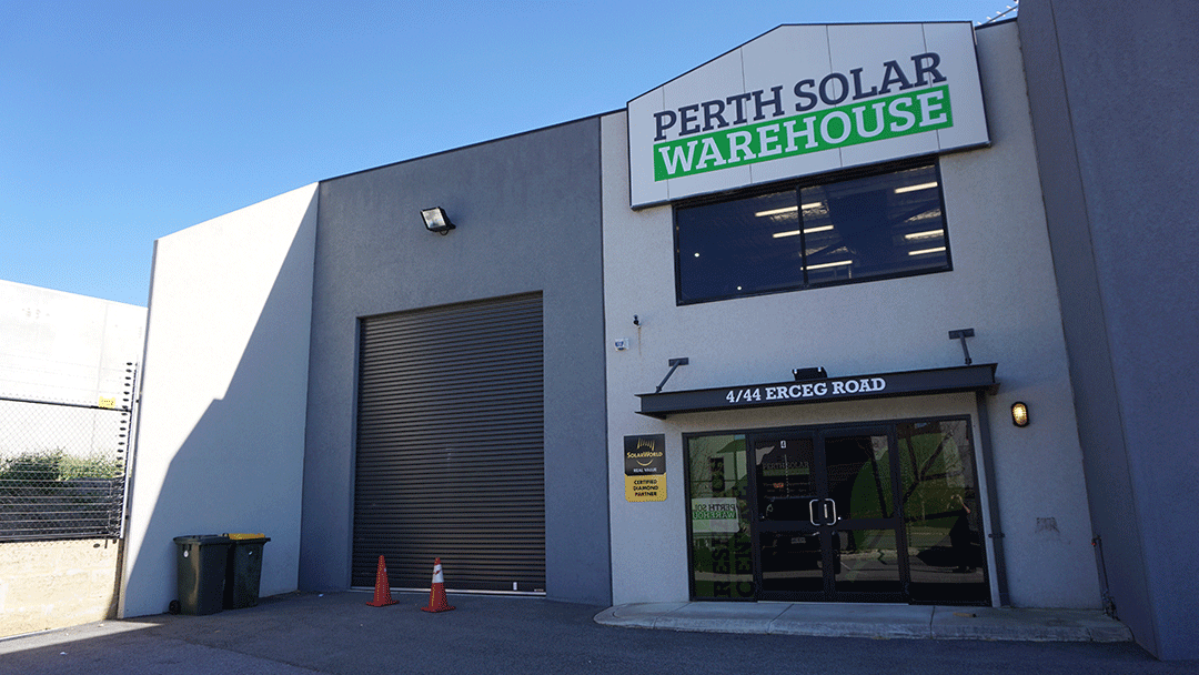 Perth Solar Warehouse Expansion