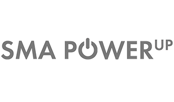 SMA Power Up Logo